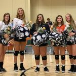 HS Vball: Cougars get Senior Night Sweep