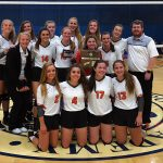 HS VBall: Cougars Win District Championship!!!