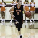 Cougars drop district game at Zion 65-51