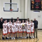 Middle School Cougars beat Eagleville to take home James C Haile championship