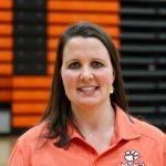 Hillary Hodges promoted to Varsity Girls Basketball Coach