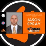 Jason Spray Named Head of Strength & Conditioning