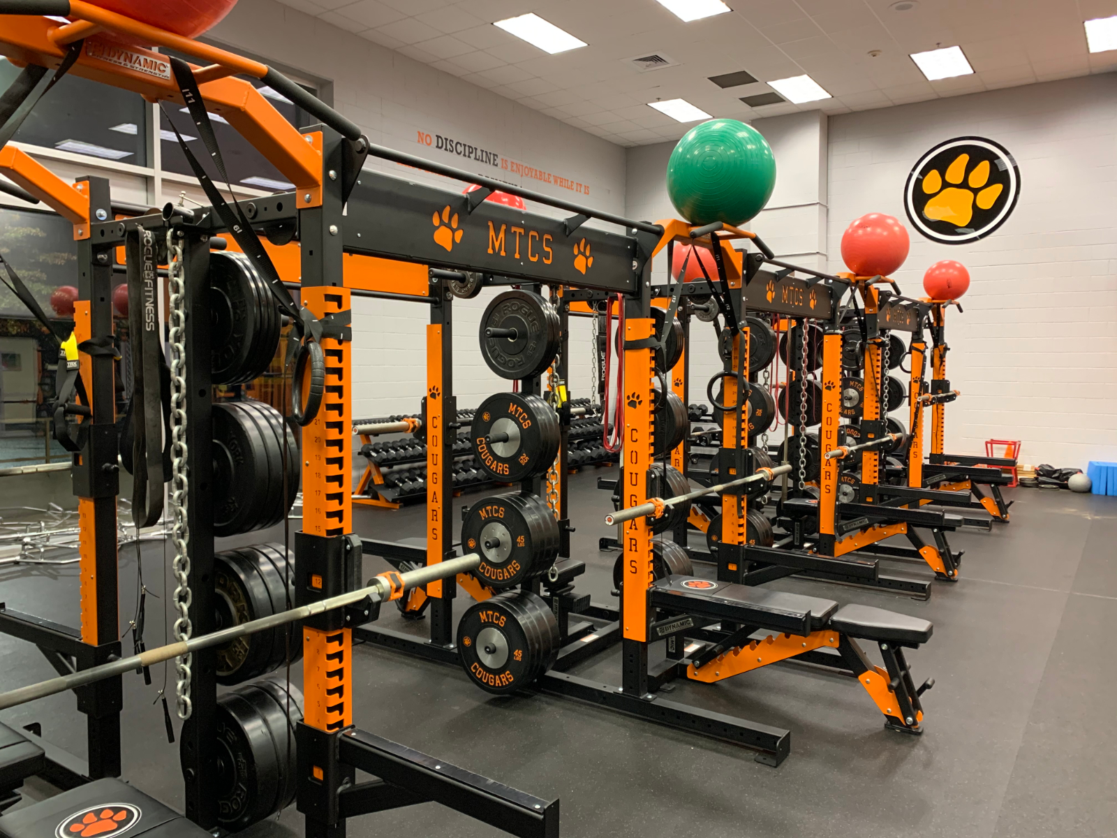 Cougar Performance Center Upgraded!!