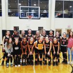 Girls Middle School Basketball falls short in Duck River Tournament Championship Game