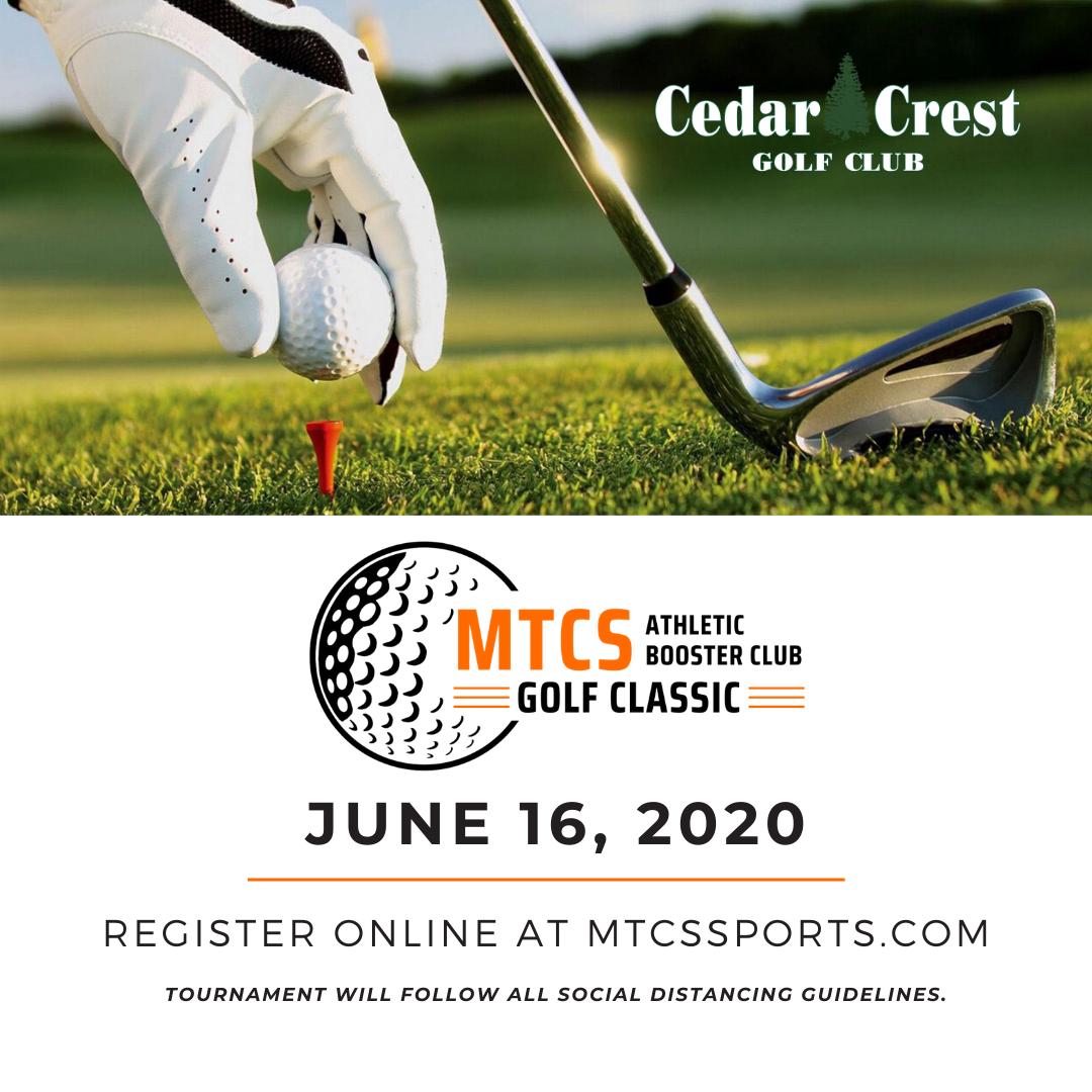 MTCS Golf Classic Registration is Now Open!!