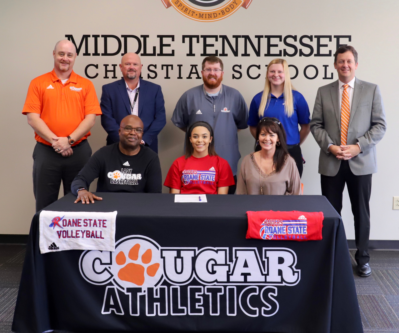 Senior Maddi Boyd Signs with Roane State Volleyball
