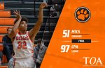 Cougars fall to CPA