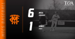 Cougars get big win over Grace Christian 6-1