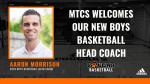 MTCS Names Aaron Morrison Boys Basketball Coach
