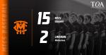 Cougars defeat Lavergne 15-2