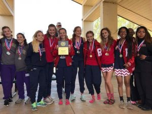 Cross Country: District and Regional
