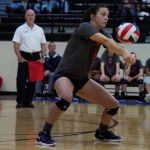 Volleyball: Ryan suffers early playoff exit with five-set loss to Chisholm Trail