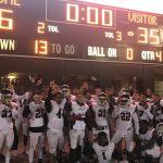 Football: Sub-Varsity Football Roundup