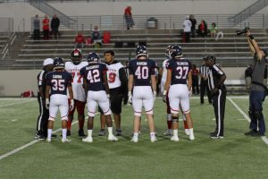 Football: Denton Ryan vs Wichita Falls HS