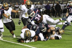Football : Denton Ryan vs FW Brewer (Bi-District Playoffs)