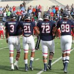 Football: Denton Ryan vs Lubbock Monterey (Regional Semi-Finals Playoffs)