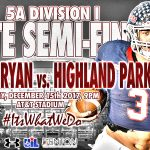 Football: Denton Ryan vs Highland Park Tickets