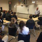 John Smoltz visits FCA