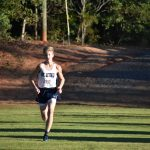 Beau Milam Sets Course Record at Region!