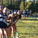 Girls Varsity Cross Country finishes 4th place at Region Tournament