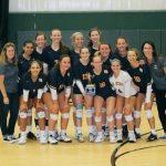 Varsity Volleyball wins the Region Championship!