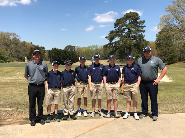 MS Golf places 3rd at GICAA Tournament