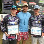 Bass Fishing finishes 4th at West Point and 5th in the Angler of the Year Ranking!