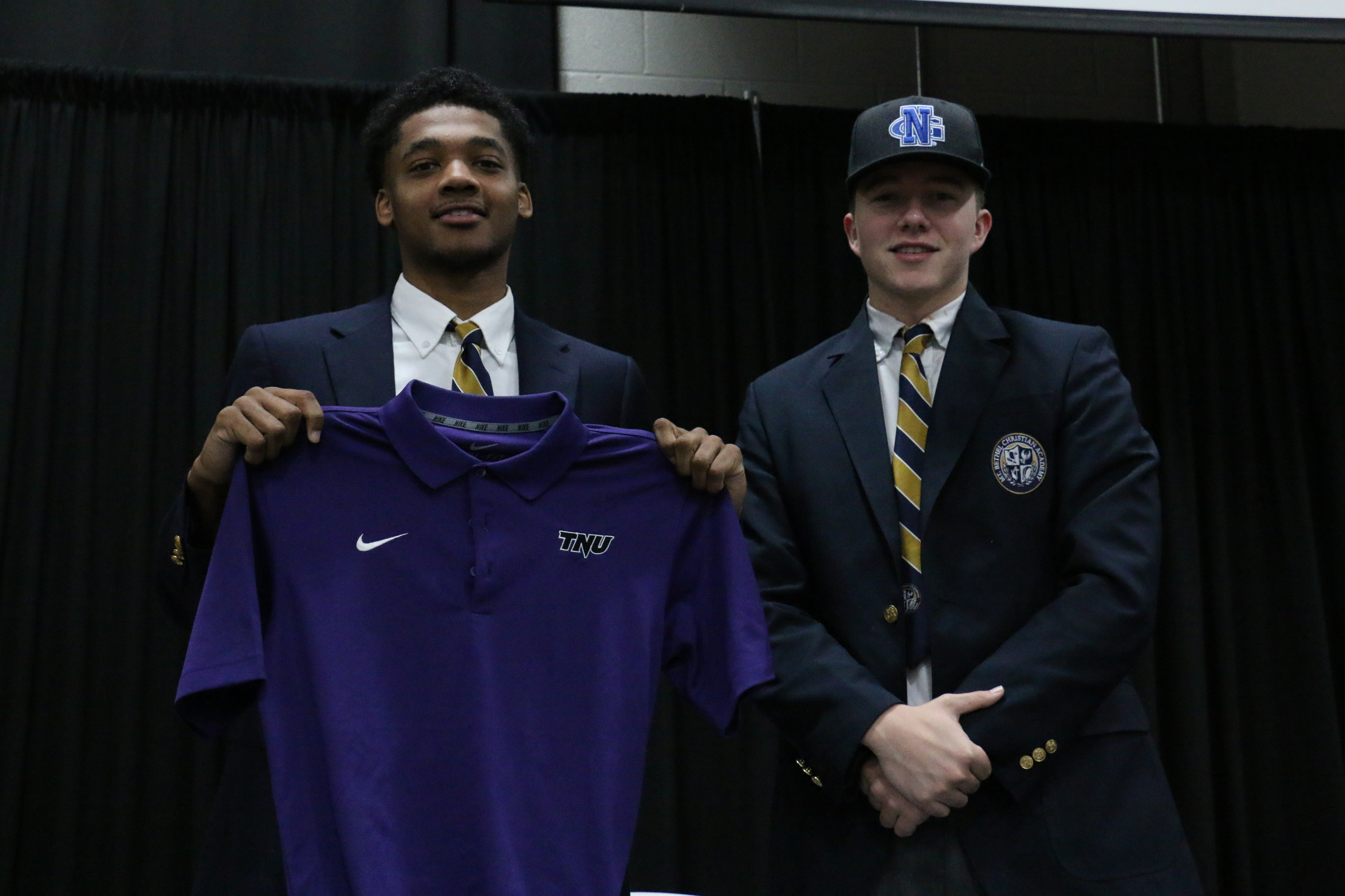 MBCA Honors Two College Signees!