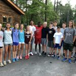 MS CC Runners Still Grinding on Retreat