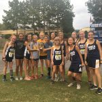 Great MS CC Finish to Season at Metro 10 Championship