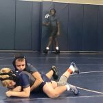 MS Wrestlers Scrimmage with Pace Academy on 11/10/18