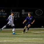 Varsity Boys Soccer vs. King's Ridge 03/04/19