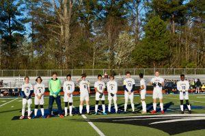 Varsity Boys Soccer vs. Mt Paran 03/05/19