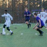 Varsity Boys Soccer vs. King's Ridge 3/15/19