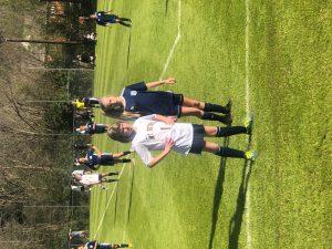 Girls Middle School Soccer