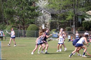 LAX Vs. Pisgah and Pinecrest, 4/11 and 4/13