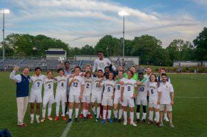 Varsity Boys Soccer vs N. Cobb Christian 4/17/2019
