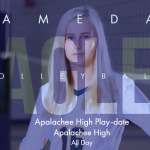 GAMEDAY: @ Apalachee High Play Date