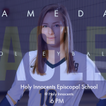 GAME DAY: @ Holy Innocents Episcopal School