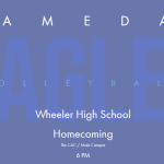 GAME DAY: HOMECOMING
