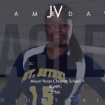 GAME DAY: JV @ Mount Paran
