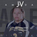 GAME DAY: JV Hosts Heritage Christian