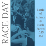 RACE DAY: Middle School @ Battle of Atlanta