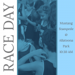RACE DAY: Middle School @ Mustang Stampede