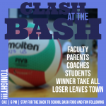 Clash at the Bash!