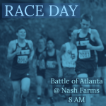 RACE DAY: Varsity @ the Battle of Atlanta