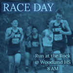 RACE DAY: Varsity @ the Run at the Rock