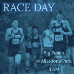 RACE DAY: Varsity @ the Big Peach