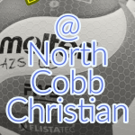 GAME DAY: MS Volleyball @ North Cobb Christian