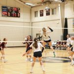 Girls Varsity Volleyball falls to The Walker School 3 – 0